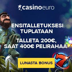 Casinoeuro yläoikea